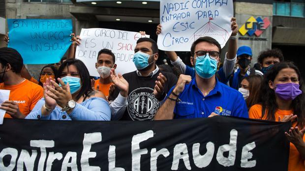 Maduro se apropia hoy del Parlamento de Venezuela en unas elecciones  fraudulentas