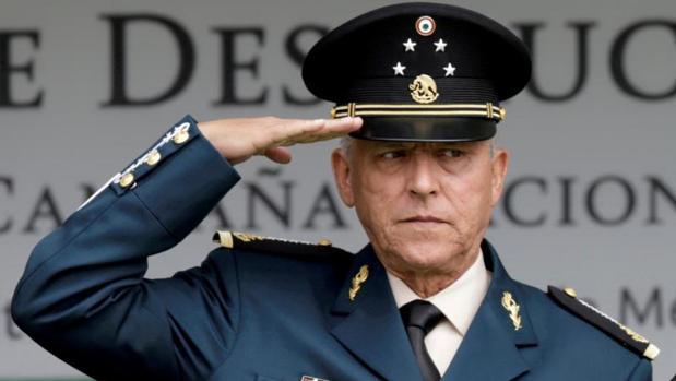 Cienfuegos, el general que ha sacudido las relaciones entre EE.UU. y México