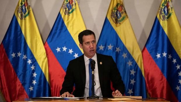 Juan Guaidó: «La mayoría de Venezuela dio la espalda a Maduro»