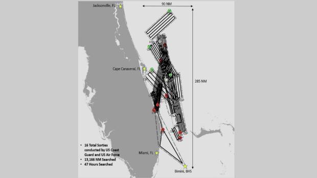 Desaparece En El Triángulo De Las Bermudas Un Barco Con 20 Personas A Bordo