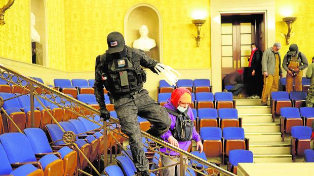 La Fiscalía de EE.UU. estrecha el cerco sobre los organizadores de la insurrección