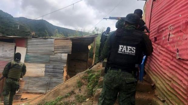 Un tiroteo entre las Fuerzas Especiales y una banda delictiva deja al menos 23 muertos en Caracas