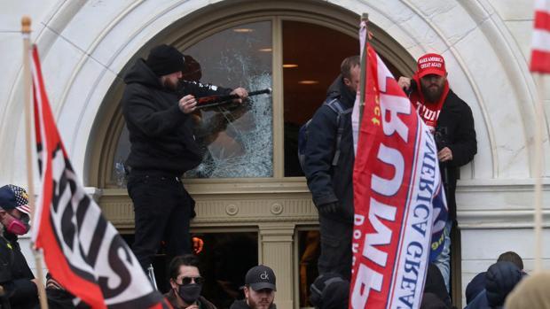 El FBI teme «protestas armadas» en EE.UU. antes de la investidura de Biden