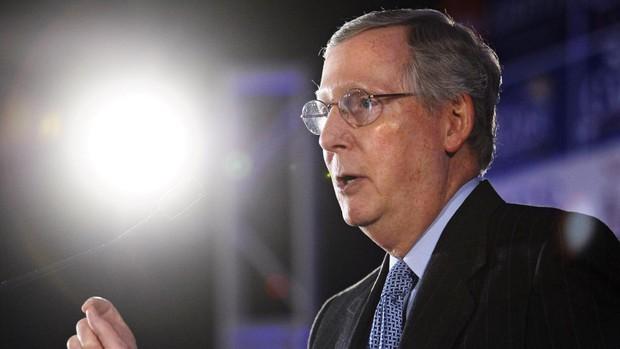 El líder republicano del Capitolio acusa a Trump de «provocar» la insurrección