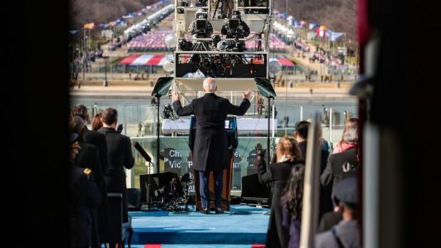 «Debemos poner fin a esta guerra incivil», y otras cinco citas destacadas del discurso de Biden