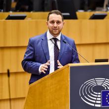 الكس آگيوس ساليبا ، عضو پارلمان اروپا مالت (S&D)
