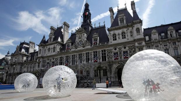 Nuevo escándalo sexual en la alcaldía de París: el cuarto en siete meses