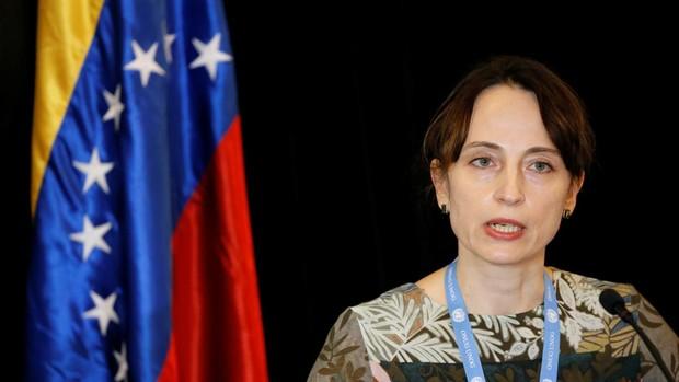 La relatora especial de la ONU insta a EE.UU. y la UE a levantar las sanciones contra Venezuela