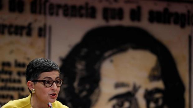 El viaje de Laya a Bogotá tensa más la situación con Caracas