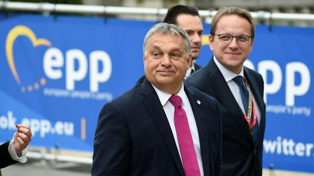 Orban rompe con el Partido Popular Europeo en el Parlamento