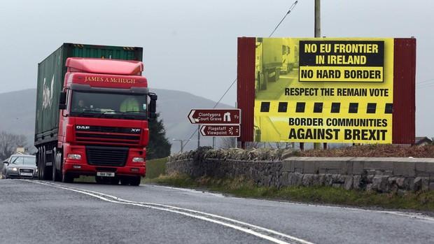 La UE acusa al Reino Unido de violar el Protocolo de Irlanda del Norte