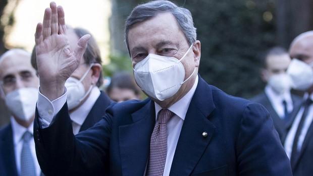 La izquierda entra en crisis con el Gobierno de Draghi