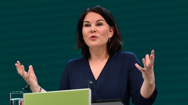 Annalena Baerbock, la verde alemana que decidirá la próxima coalición de gobierno