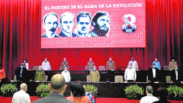 La cumbre del PC cubano ensalza su 'democracia de partido único'