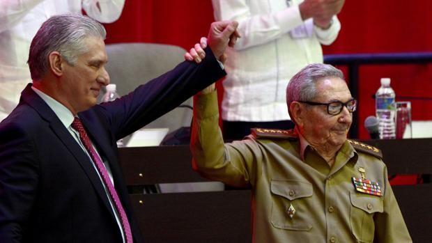 Díaz-Canel, nuevo líder oficial del máximo órgano de poder de Cuba