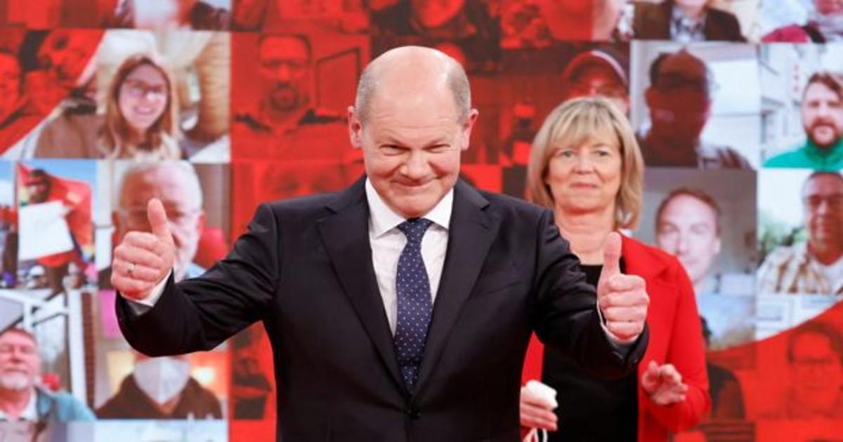 Scholz, el candidato pantalla de un SPD que se radicaliza