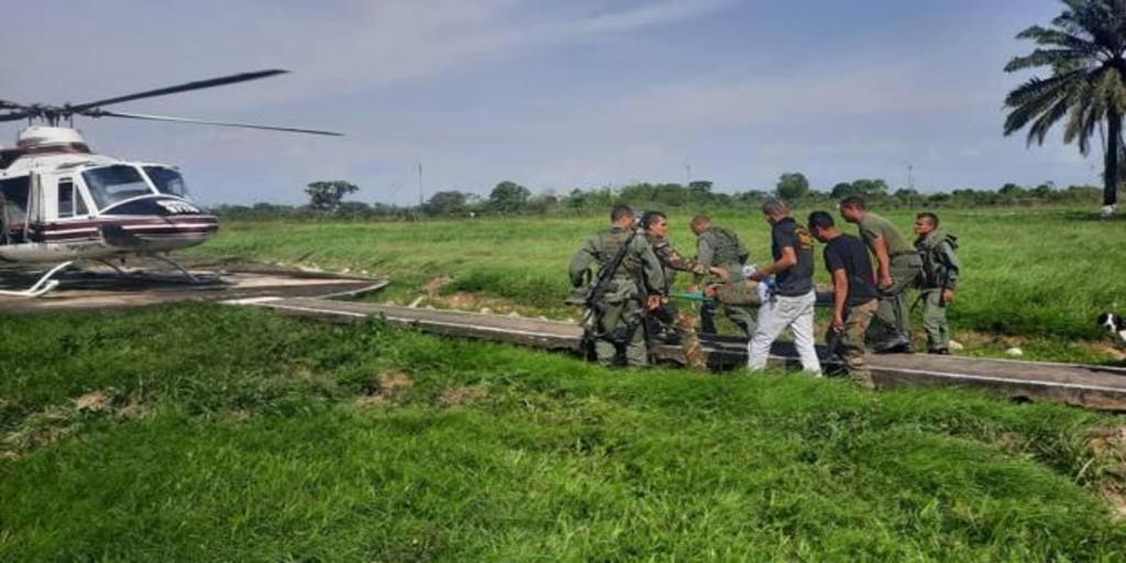 Denuncian el secuestro de 8 militares venezolanos por supuestos disidentes de las FARC