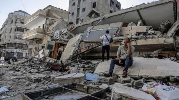 Israel arrasa en tan solo 40 minutos la red de túneles de Hamás en la Franja de Gaza