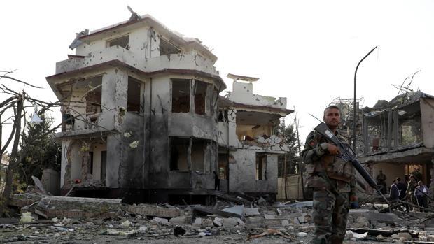 Los Talibán atacan en el corazón de Kabul a pocos días de la retirada total de EE.UU.