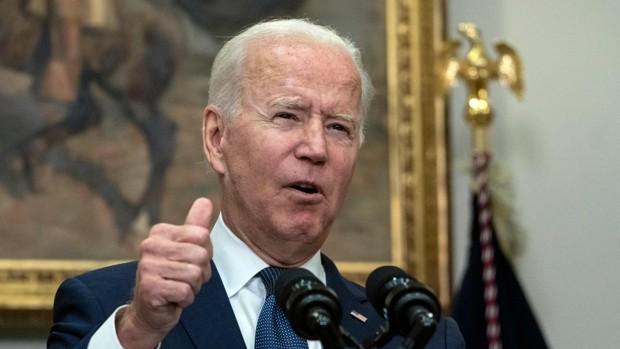 Biden agradece a España su ayuda en la evacuación de Afganistán