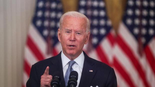 Biden mantiene el plazo de salida de Afganistán del 31 de agosto