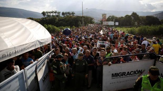 La ONU confirma el éxodo de más de seis millones de emigrantes venezolanos