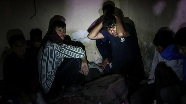 Las mafias de la inmigración: Grecia se blinda ante el éxodo afgano