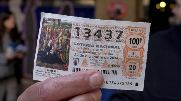 Cuánto Cuestan Los Décimos De La Lotería De Navidad 2018
