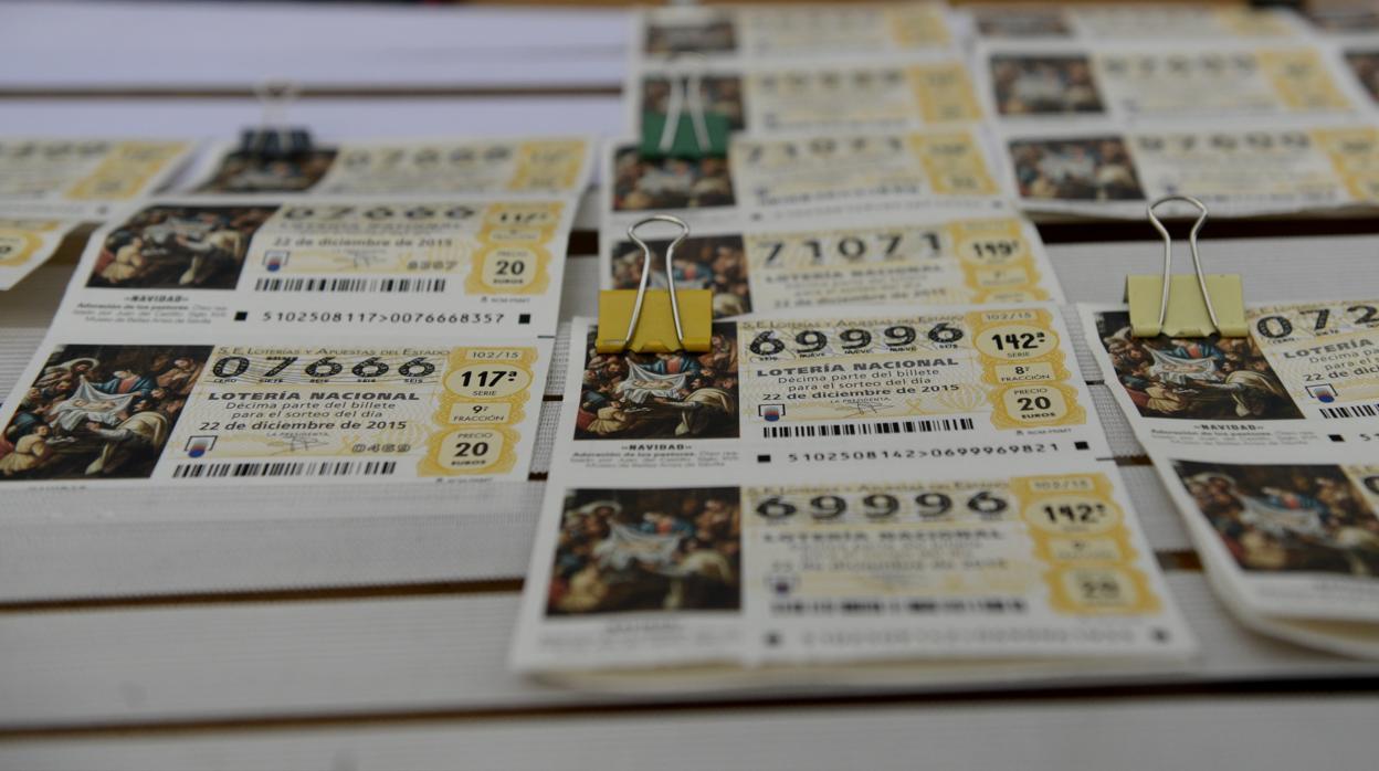 Así Se Protegen Los Décimos De La Lotería De Navidad Y Se Ahuyenta A Los Falsificadores