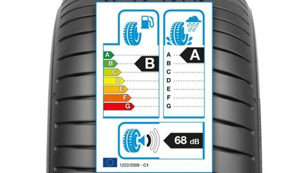 8er-set nuevo-tire style v4 neumáticos etiqueta-neumáticos marca continental