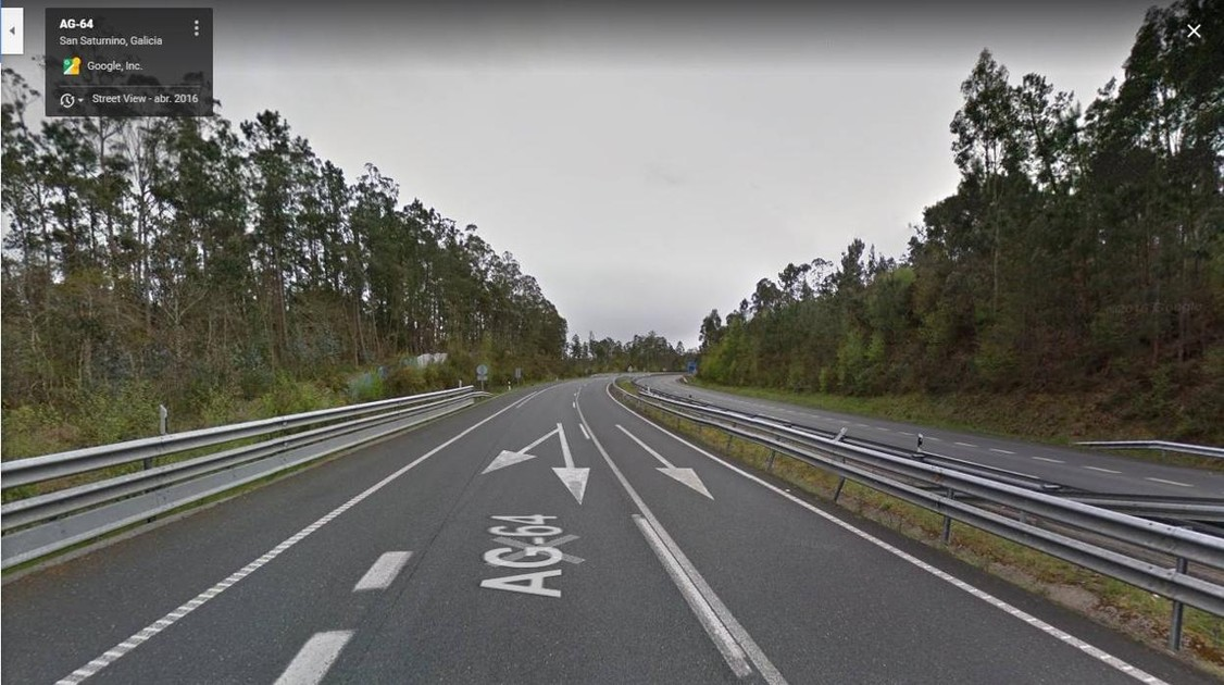 Mapa Interactivo Los Tramos De Carretera Mas Peligrosos De Espana