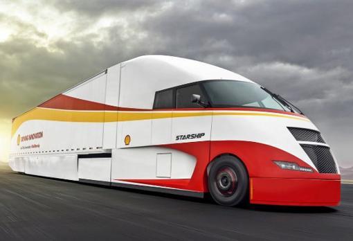 starship camion kYr