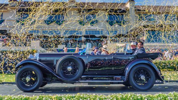 Bentley 8 Litros