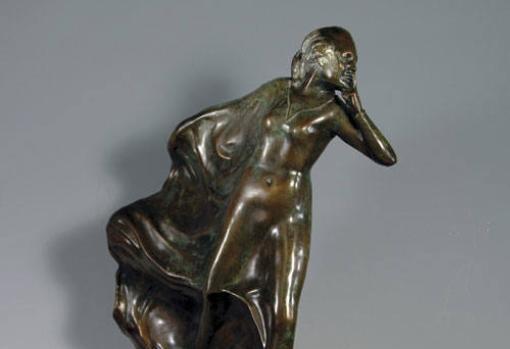 The Wisperer (El Susurro) antecesora de la Flying Lady