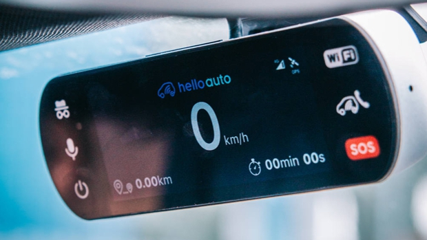 Las grabaciones de cámaras en el coche son «pruebas válidas» en caso de accidente
