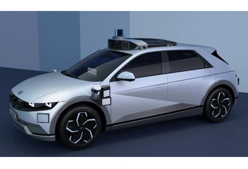 Robotaxi de Hyundai