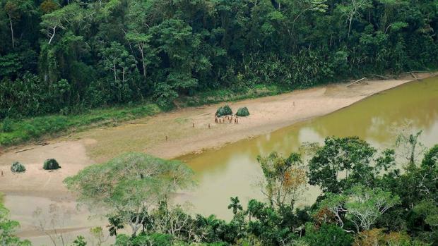 La Amazonía ha sufrido impactos importantes del cambio climático combinados con otras presiones –tales como sequías de extraordinaria magnitud– y ha reaccionado más o menos favorablemente