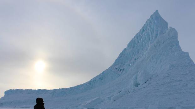 La contaminación del aire también derrite los glaciares