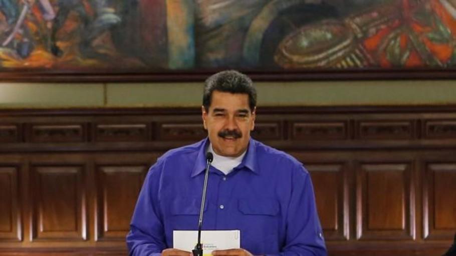 Maduro se lanza ahora a por el oro