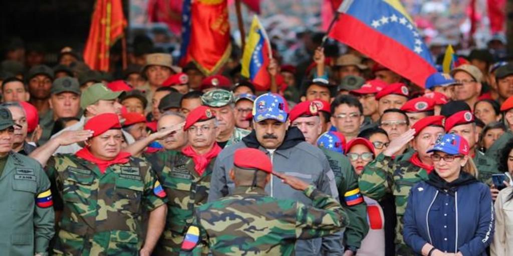 Frente al chavismo, sin fracturas