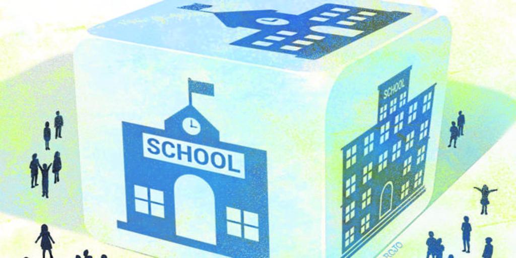 La elección del centro educativo
