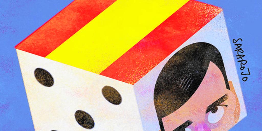 ¿Sánchez o España?