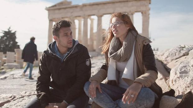 Juan Diego y Samantha, de «Casados a primera vista»