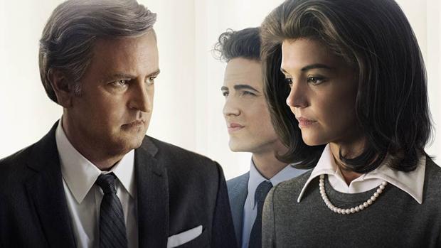 Matthew Perry y Katie Holmes protagonizan la nueva serie de Cosmo