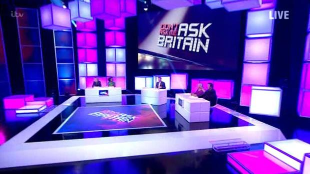 Imagen de «Don't ask me ask Britain»