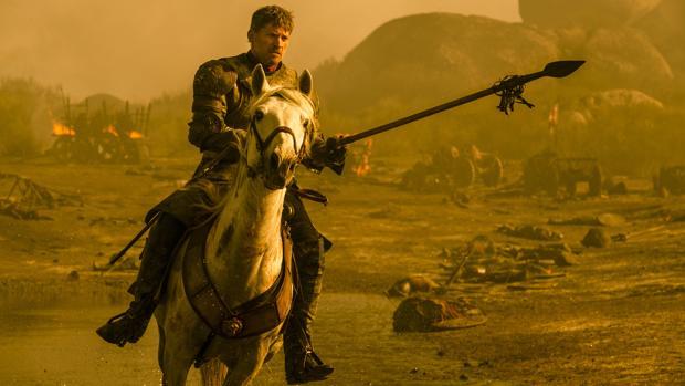 Jaime Lannister, durante la séptima temporada de «Juego de Tronos»