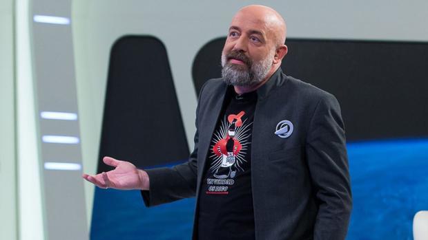 Goyo Jiménez, en «Órbita Laika»