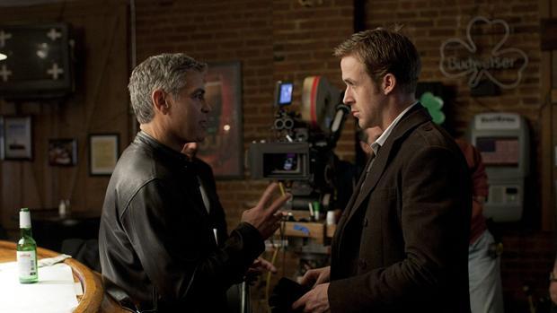 «Los idus de marzo», protagonizada por George Clooney y Ryan Gosling, es una de las películas de referencia en temática electoral