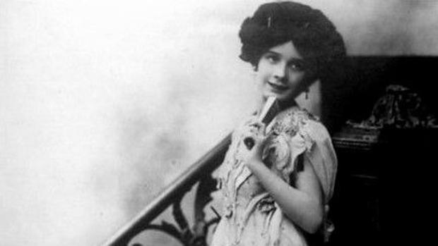 Dorothy Gibson fue una de las grandes actrices de los inicios del cine