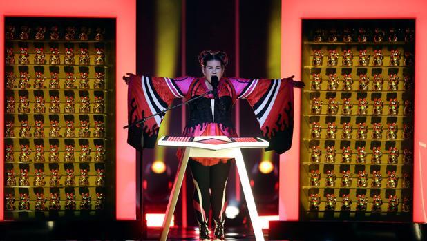 Netta se ha proclamado vencedora en Eurovisión 2018